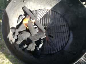 Tomahawk Steak Arctic BBQ